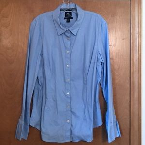 Tommy Hilfiger fitted stretch button down